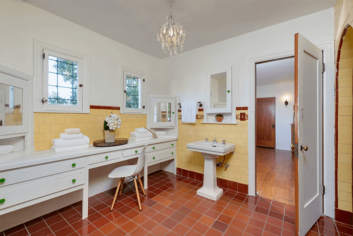 Andalusian-style residence for sale in Los Feliz