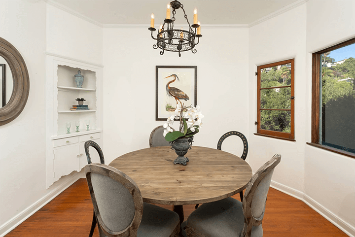 Andalusian-style residence in Los Feliz CA