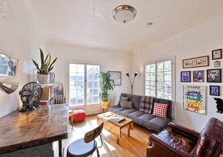 Beachwood Chateau Townhouse for sale in Hollywood 90068