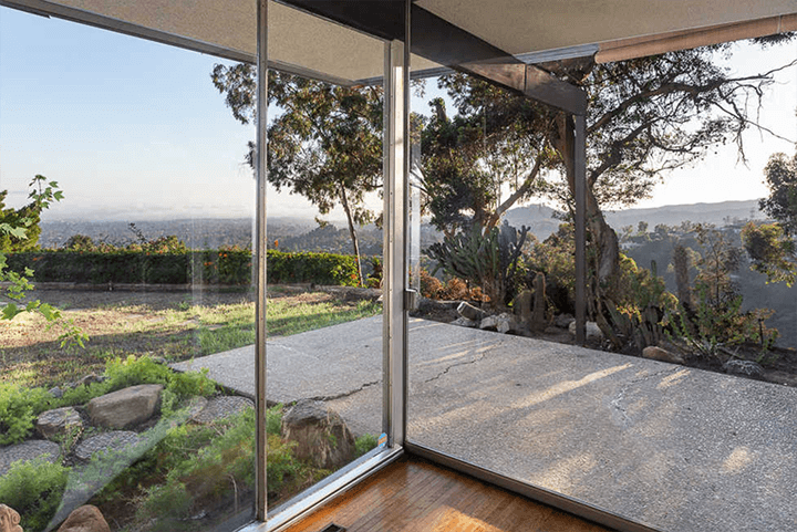 Elsa and Robert Sale Residence designed by Richard Neutra located in Brentwood, CA 90049
