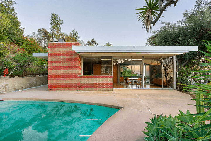 Elsa and Robert Sale Residence designed by Richard Neutra
