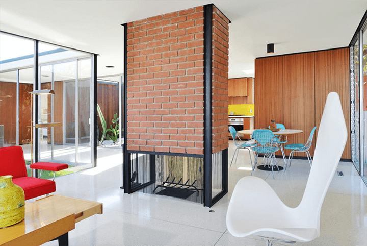 Midcentury home Casa Kuderna by Craig Ellwood