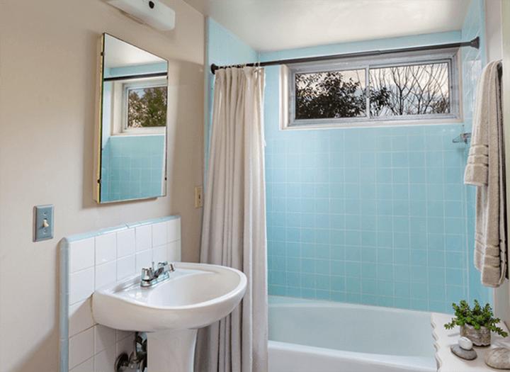 Midcentury modern house by architect Kazuo Umemoto