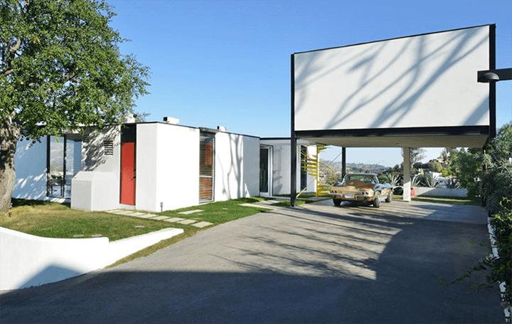 Casa Kuderna by Craig Ellwood
