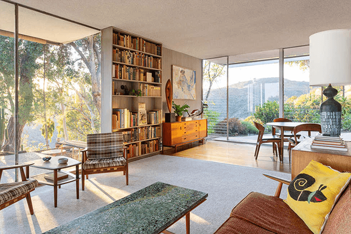Richard Neutra's Elsa and Robert Sale Residence