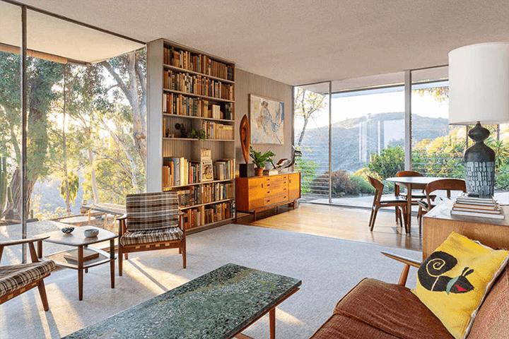 Richard Neutra's Elsa and Robert Sale Residence