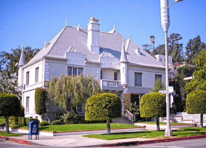 Townhouse Chateau Beachwood