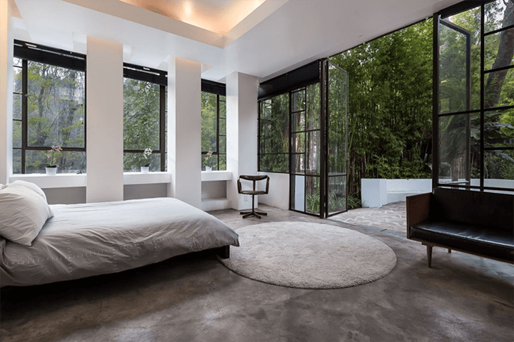 Ramon-Novarro Residence by Lloyd Wright
