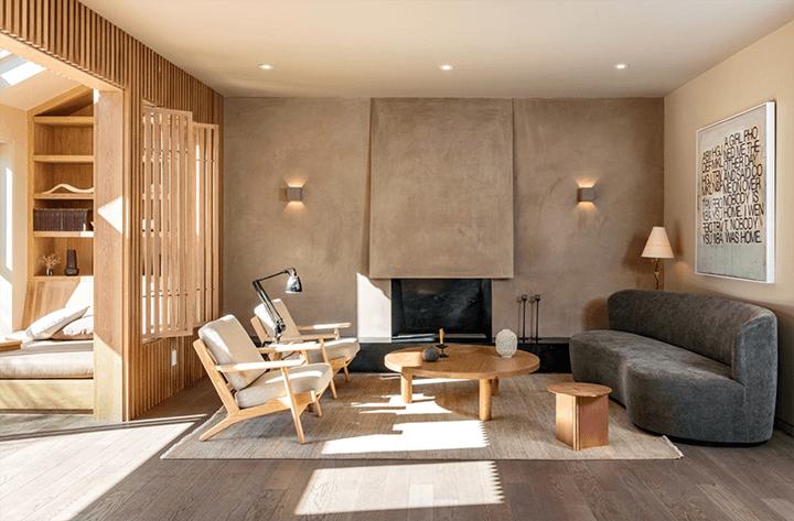 Simo Design's renovation project on Woodrow Wilson