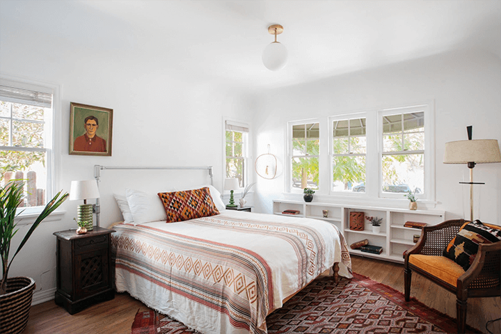 Spanish-style house sold in Highland Park, Los Angeles