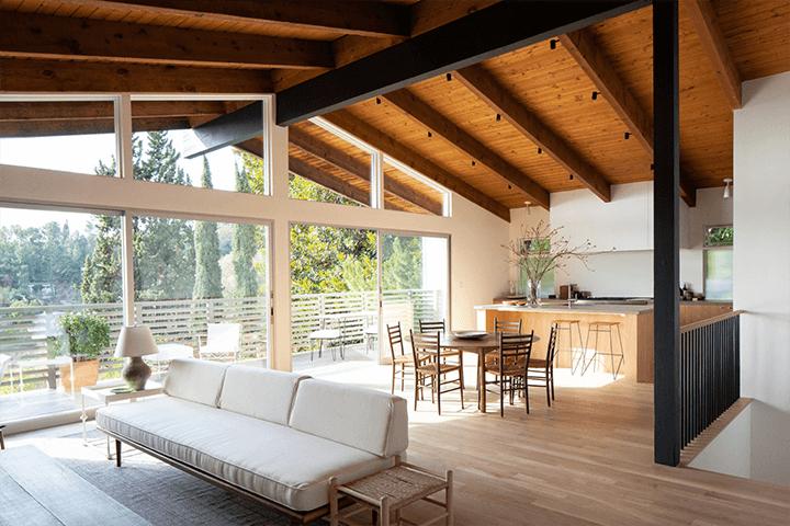 Breland-Harper home in Mt Washington