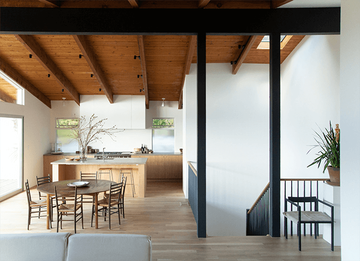 Breland-Harper remodeled home in Mount Washington