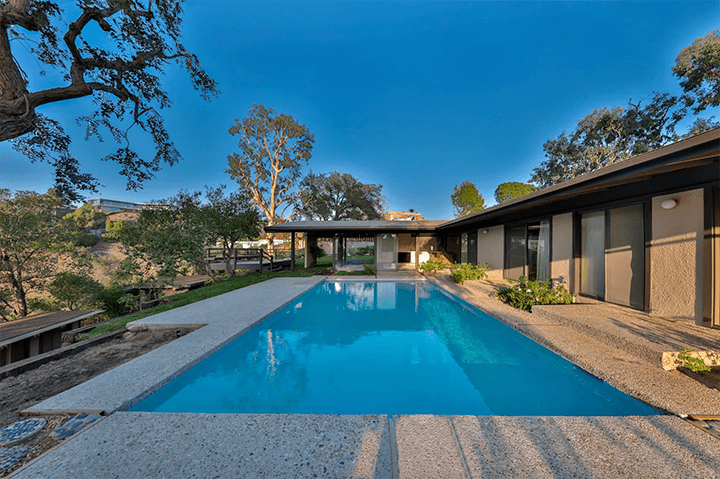 Buff & Hensman's Bolton Residence in Bel Air