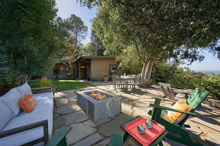 Millard Kaufman House with Richard Neutra addition