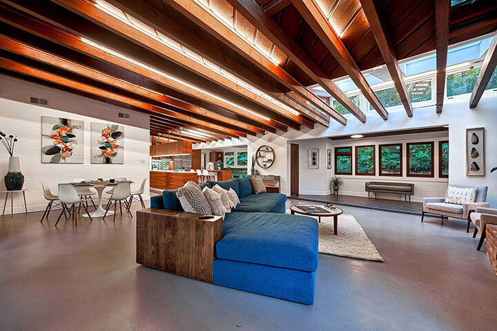 Millard Kaufman Residence