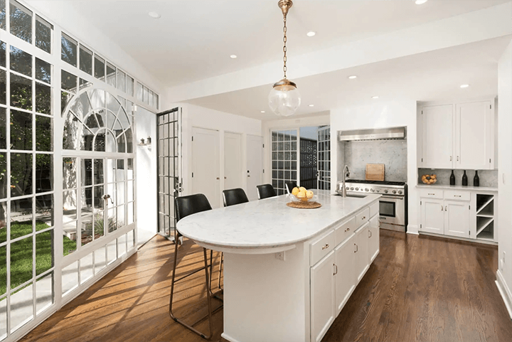 Spanish Revival-style house for sale in Los Feliz 90027