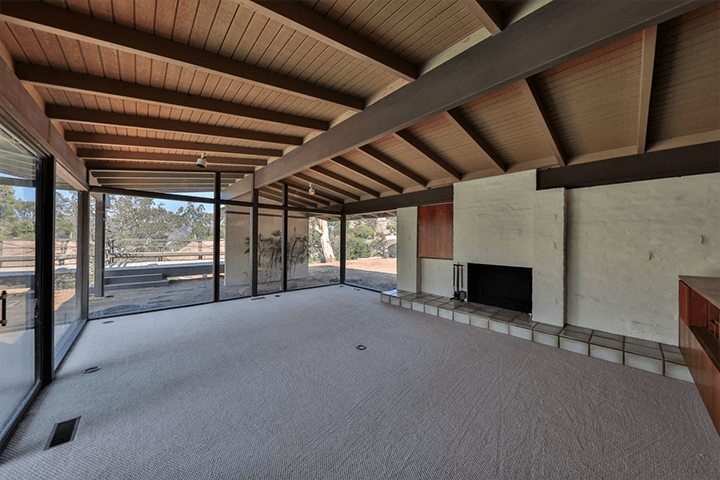 The Bolton Residence by Buff & Hensman in Bel Air CA