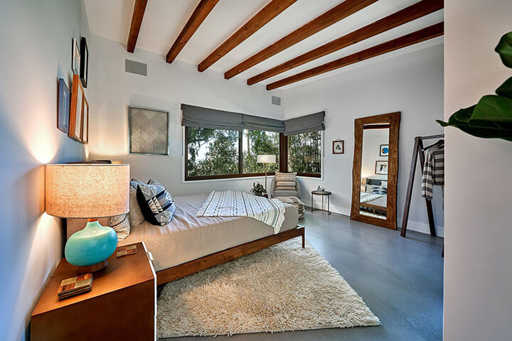 The Millard Kaufman House for sale in the Hollywood Hills