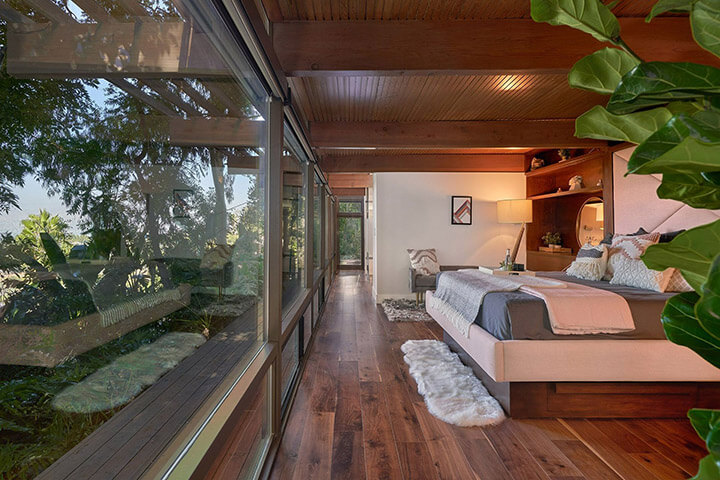 The Millard Kaufman Residence