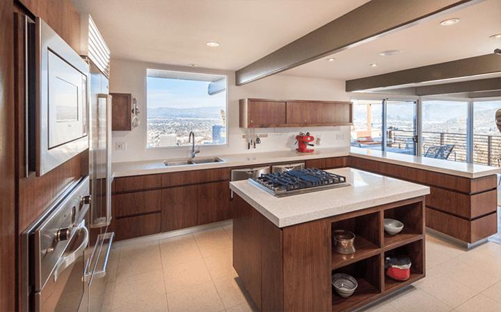 Buff & Hensman-designed midcentury house