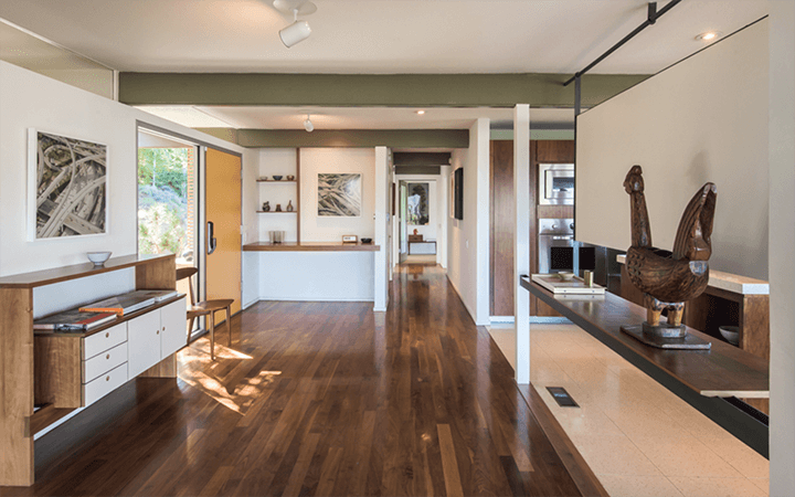 Buff & Hensman midcentury house for sale