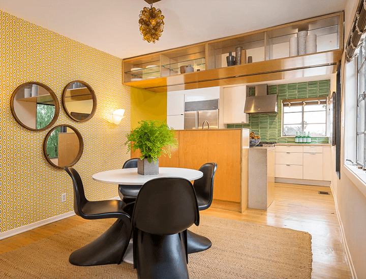 Franklin Hills mid-century modern house for sale