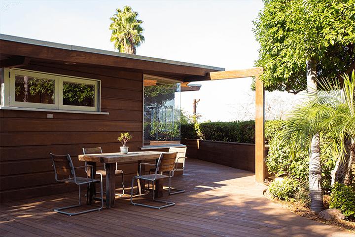John Kewell's Davies Residence in Silverlake CA
