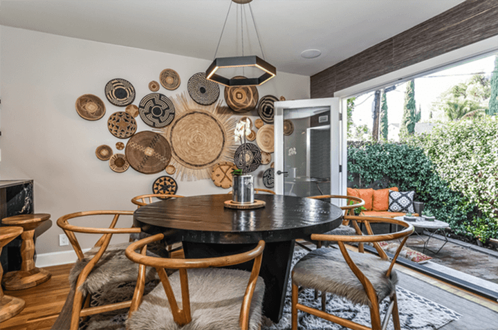 Mid century Townhouse for sale in Hollywood