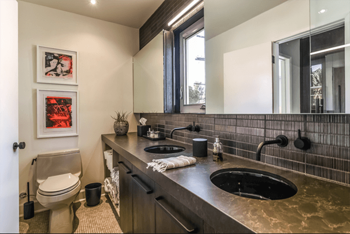Mid century condo for sale in the Hollywood Dell