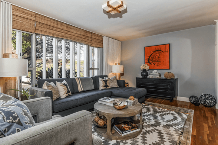 Midcentury Townhouse for sale in Hollywood