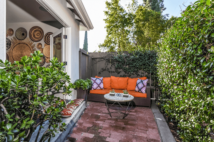 Midcentury Townhouse for sale in the Hollywood 90068