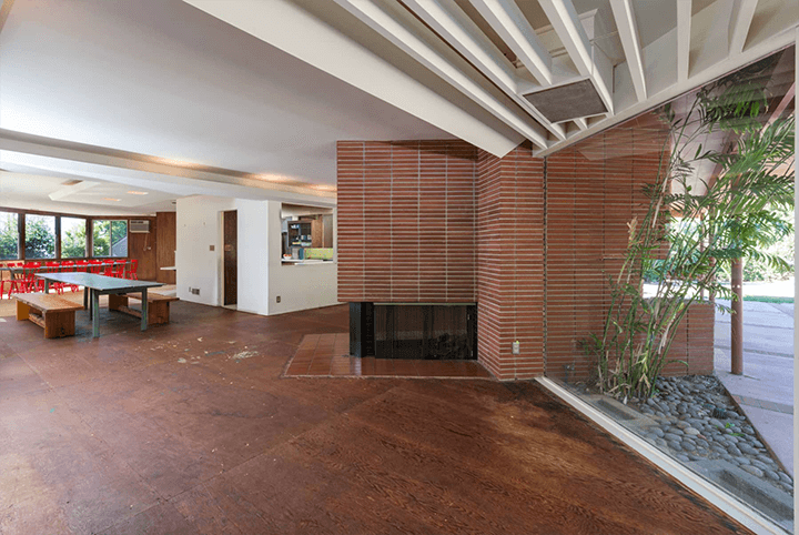 Midcentury Nordlinger House by A. Quincy Jones
