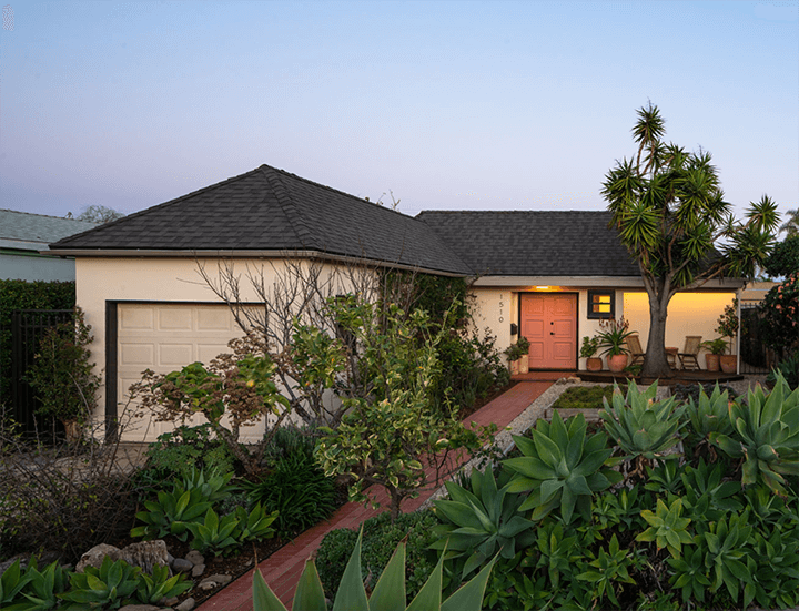 Midcentury traditional house for sale in the Picfair Village neighborhood