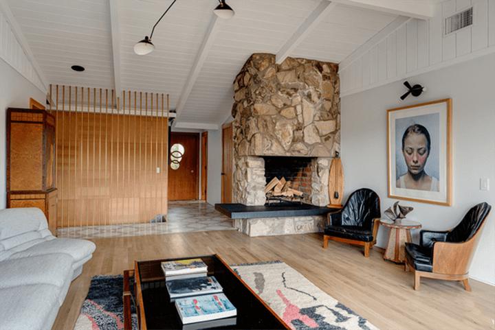 Beachwood midcentury home for sale
