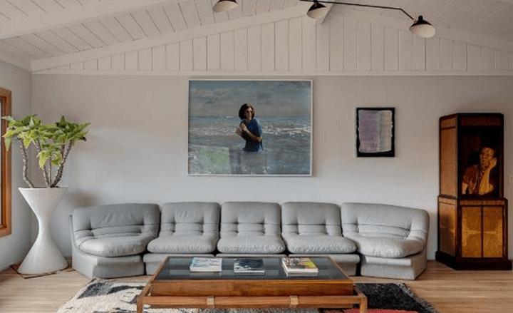 Beachwood midcentury modern home for sale