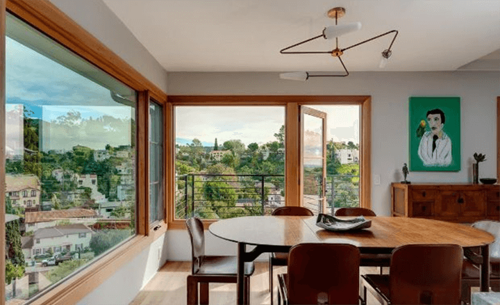 Beachwood midcentury modern house for sale