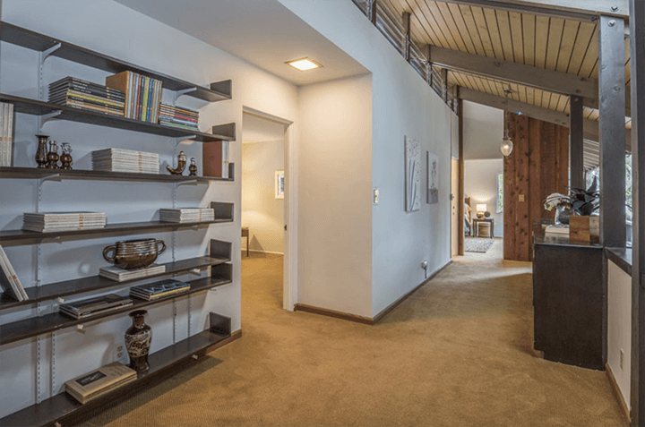 Edward (Ted) Grenzbach-designed home in Pasadena