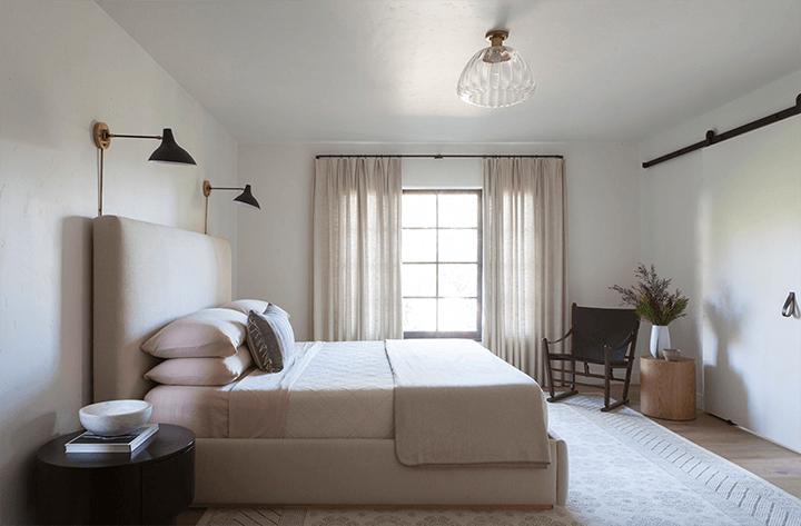 Frankie Faulkner-designed Spanish Colonial Revival–style home in Silver Lake CA