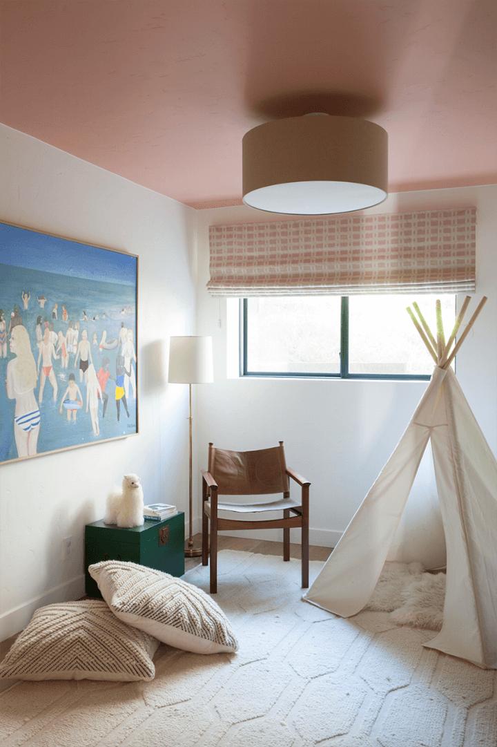 Frankie Faulkner-designed Spanish Colonial Revival–style home in Silverlake