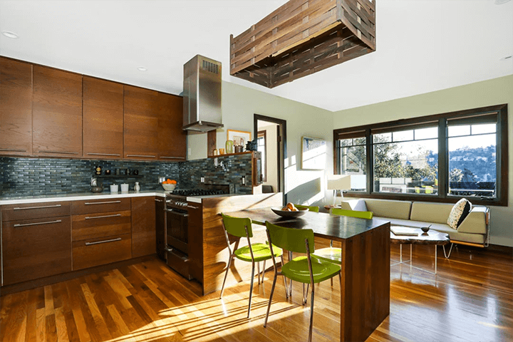 Modern CA bungalow for sale in Highland Park