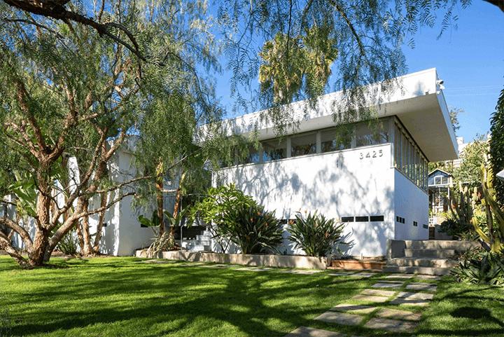 Raphael Soriano's Lukens House