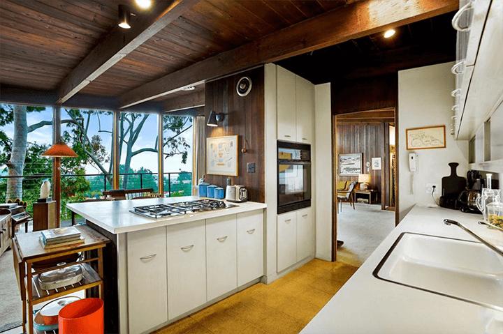 Ronald L. Buck Beachwood Canyon midcentury modern home