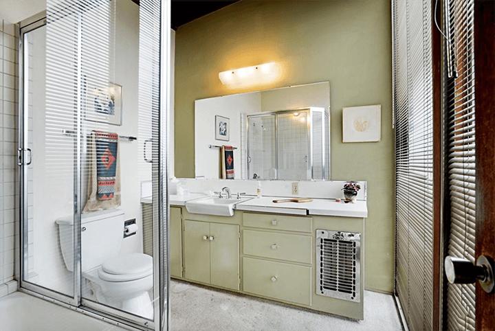 Ronald L. Buck-designed Beachwood Canyon midcentury modern home