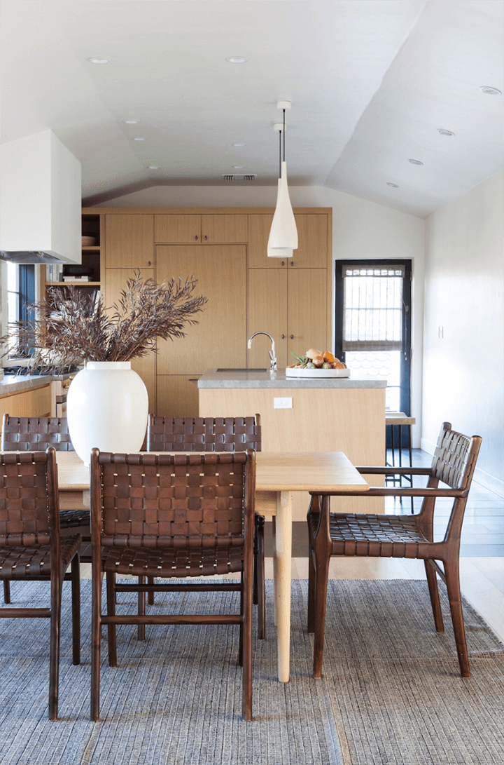 Frankie Faulkner-designed Spanish Colonial Revival–style home in Silver Lake