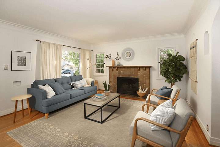 Eagle Rock Spanish-style home for sale