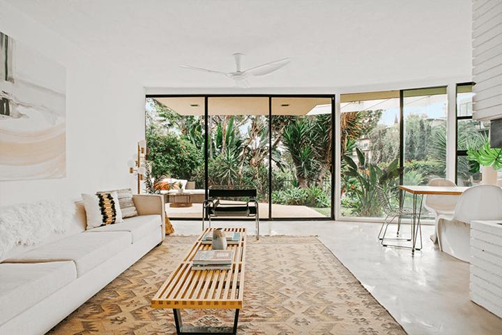 Franklin Hills midcentury remodeled by architect Linda Taalman