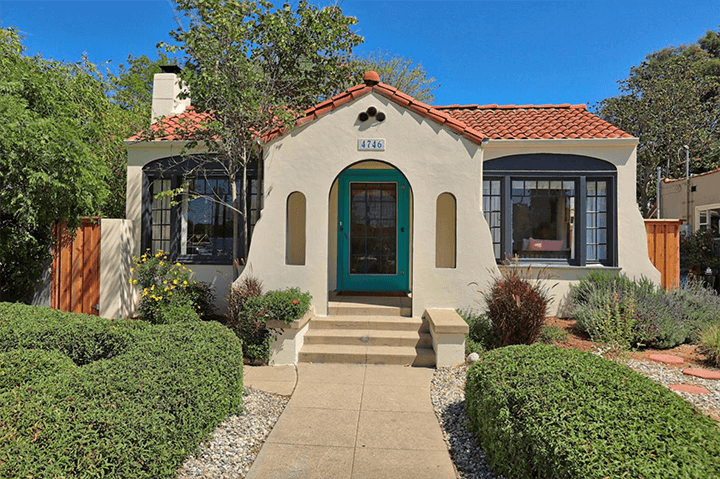 Spanish-style home for sale in Eagle Rock