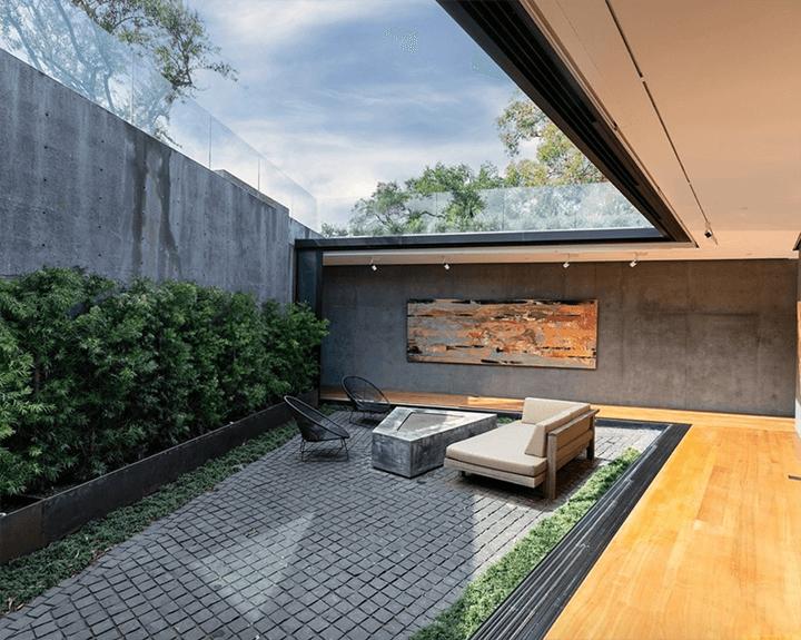 The Oak Pass House by architect Noah Walker of Walker Workshop