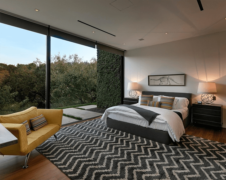 The Oak Pass House in Los Angeles