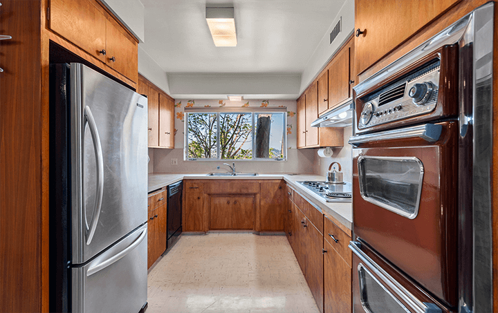 Laughlin Park mid-century modern fixer home for sale